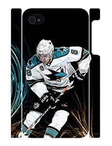 Special Sport Theme Stylish Athletic Guy Hard Cell Phone Protective Case for Iphone 4 4S