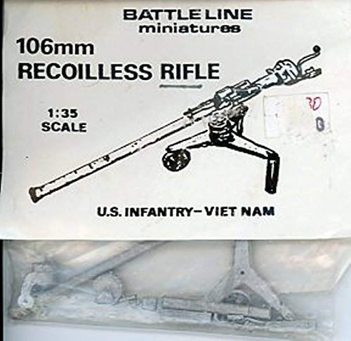 s 1:35 106mm Recoilless Rifle US Infantry Vietnam #1 ()