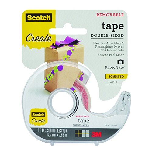 acid free double sided tape - 8