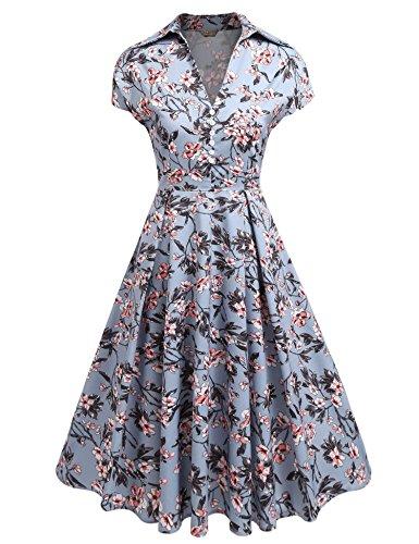 60s shirt dress - 9