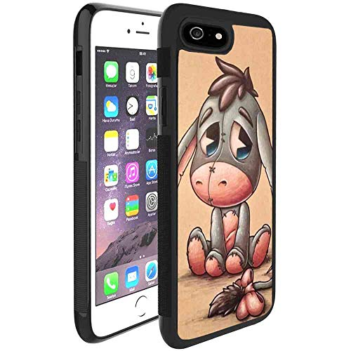 DISNEY COLLECTION Eeyore Cell Phone Case Compatible Apple iPhone 6 | iPhone 6S (4.7