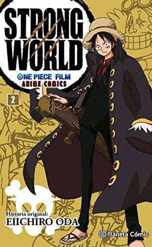 Descargar Libro One Piece Strong World 2 Eiichiro Oda