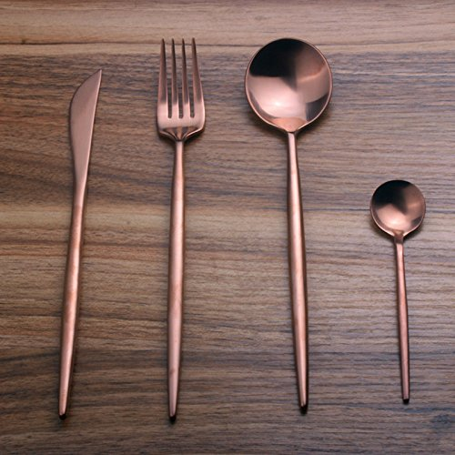 sino-banyan-luxury-flatware-set18-10gift-package1set-4pcsrose-gold