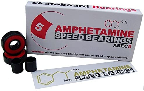 Independent Trucks Skateboard 83A Cruiser Wheels Package ABEC 5 Bearings