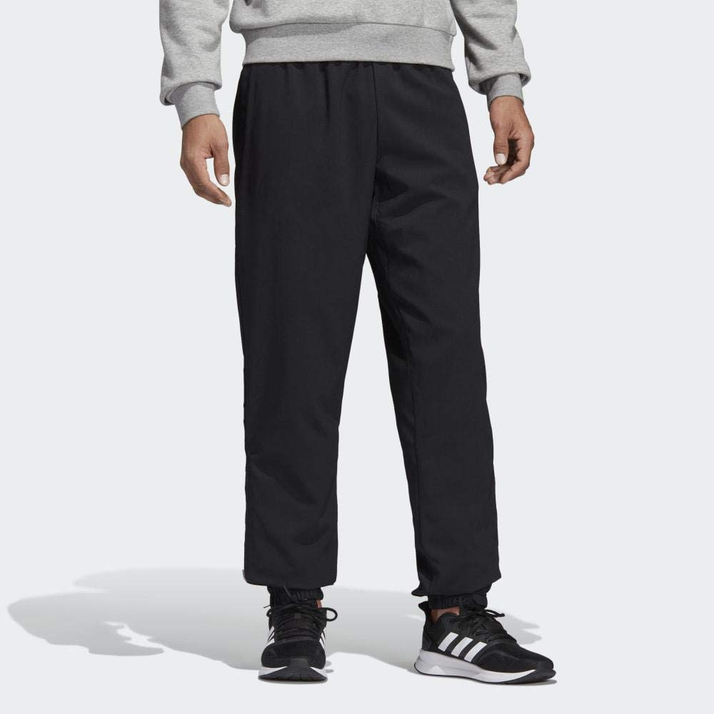 Pants Uomo adidas Essentials Plain Regular Elasticated Stanford