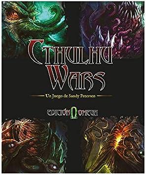 Last Level Cthulhu Wars EDICION Limitada (Castellano): Amazon.es: Juguetes y juegos