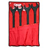 GRIP 89010 Super Jumbo Combination Wrench Set (4 Piece)