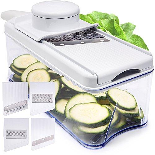 Adjustable Mandoline Slicer Vegetable Julienne product image