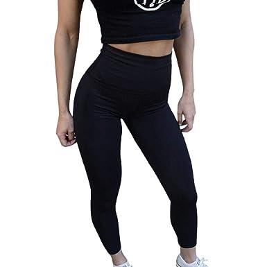 Amazon.com: SAKAMU-Womens Fashion Workout Leggings Fitness ...