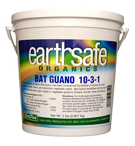 Bat Guano 10-3-1 2 Lbs - Bat Guano
