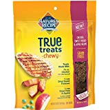 Nature's Recipe True Treats with Chicken, Sweet Potato, and Apple, Grain-Free, Natural, Chewy Dog Treats, 16 Ounce Pouch
