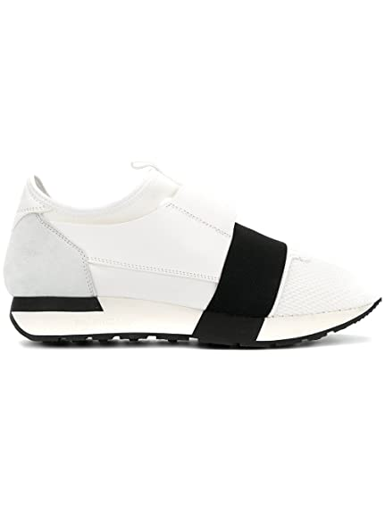 Balenciaga - Zapatillas de Gimnasia Mujer, Blanco (blanco), 36: Amazon.es: Zapatos y complementos