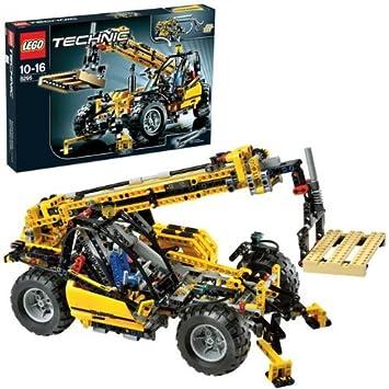 Lego Technic 8295 Tele Lader Amazonde Spielzeug