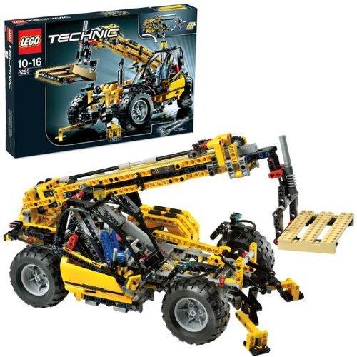 レゴ (LEGO) テクニック パワーリフト 8295   B0014R35ZK