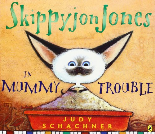 Skippyjon Jones in Mummy Trouble by Puffin