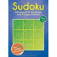 Sudoku - Band 14: Rätselspaß für Einsteiger und Fortgeschrittene