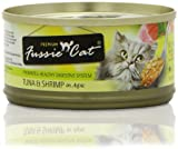 Fussie Cat Tuna and Shrimp Cat Food (2.8 oz), My Pet Supplies
