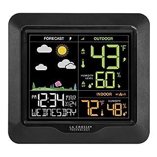 La Crosse Technology S85814 Wireless Color Forecast Station (B01MYZHFVU) | Amazon Products