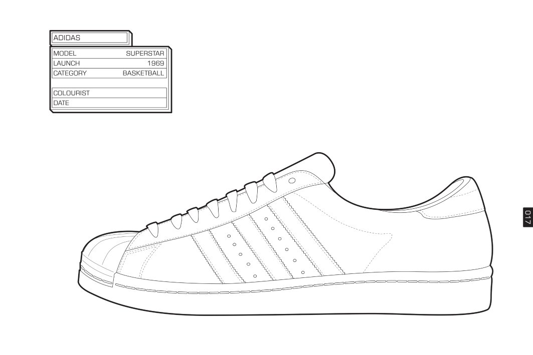 The Sneaker Coloring Book: Daniel Jarosch: 8601419686582: Amazon.com: Books