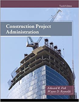 Construction Project Administration (10th Edition) Ebook Rar