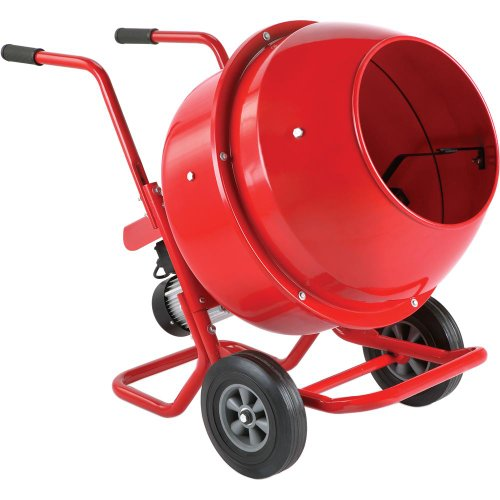 Grizzly T10095 Low Profile Cement Mixer by Grizzly