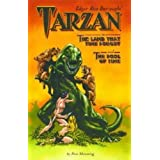 Tarzan in The Land That Time Forgot and The Pool of Time