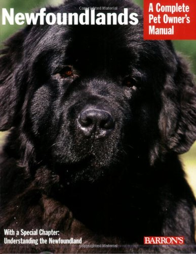 Newfoundlands (Complete Pet Owner's Manual)
