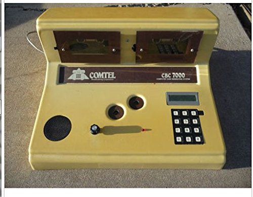 COMTEL COMPUTER LEAD GENERATING SYSTEM CBC 7000 /AUTOMATIC TELEPHONE DIALER!! ()