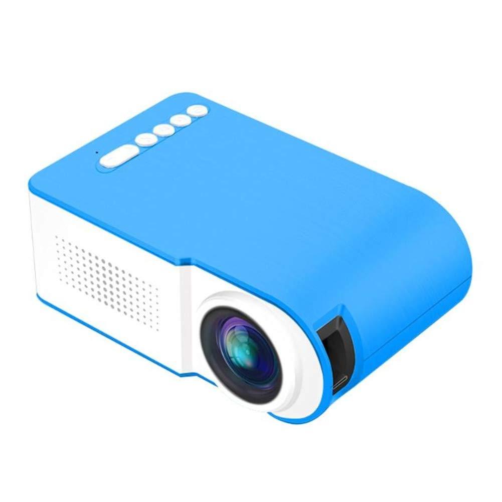 WZHESS Mini proyector con resolución de 320 * 240, Dispositivo ...