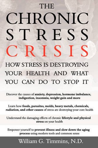 The Chronic Stress Crisis How Stress is Destroying Your Health and What You Can Do To Stop - What Is D&g