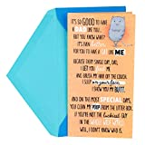 #6: Hallmark Funny Father's Day Greeting Card from Cat (Good to Have a Dad Like You)