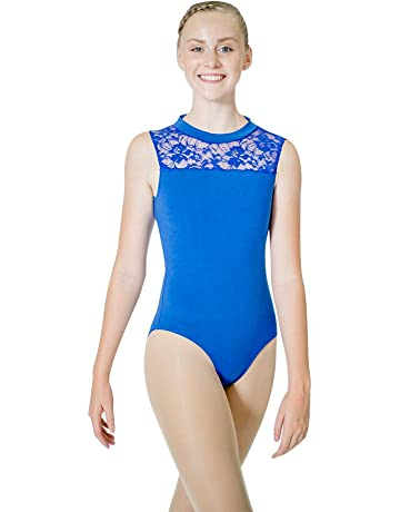 Novelty & Special Use Gymnastics Leotard For Women Open Backless Middle Sleeves Square Collar Jumpsuit Dance Clothes Exercise Costume Ballet Bodysuit