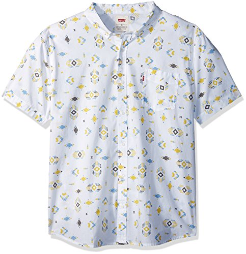 Bright Homme Camicia White 3lysw11662 abbottonata Levi's qRwSf7