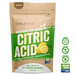 Citric Acid - 1 lb USA Made Pure for Bat...