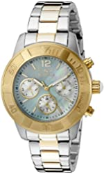 Invicta Women's 21613 Angel Two-Tone Stainless Steel Watch