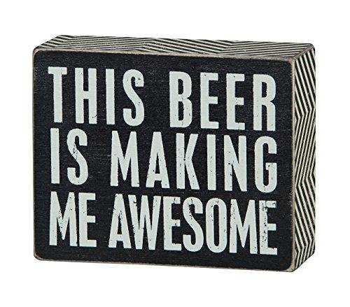 is beer - 1