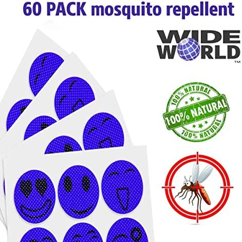 Mosquito Repellent Stickers Kids Essential product image