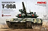"Meng ""Model 1:35 Russian T-90 Main Battle Tank Kit (Multi-Colour)"