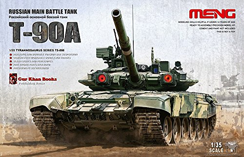 "Meng ""Model 1:35 Russian T-90 Main Battle Tank Kit for sale  Delivered anywhere in USA"