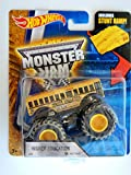 Hot Wheels 1:64 Monster Jam Higher Education With Mud Treads #03 Includes Stunt Ramp