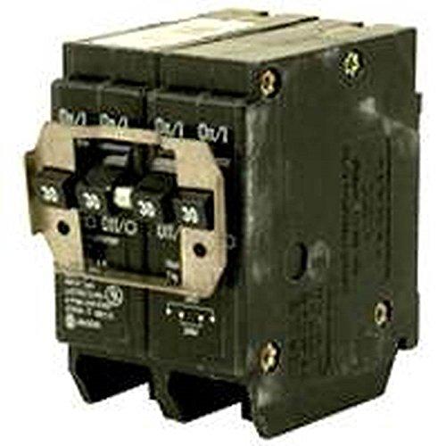 120//240 V Thermal Magnetic Trip Type BQ Circuit Breaker with Rejection Tab Cutler-Hammer BQ220240 Quadplex