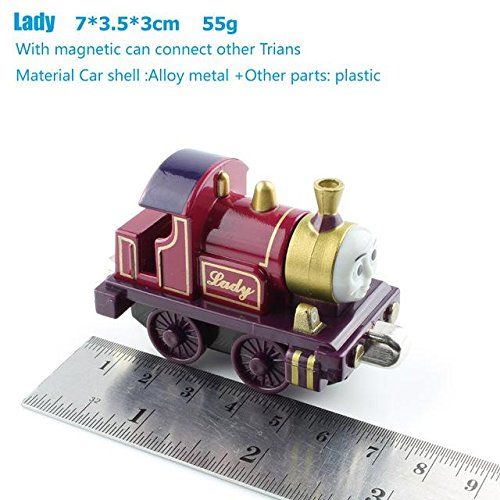 Thomas And Friends Trains The Tank Tender Metal Engines Train - (Lady Train)