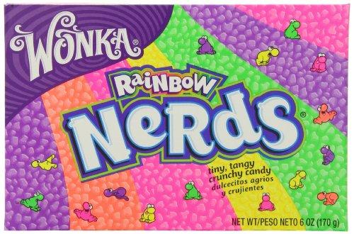 wonka rainbow nerds 141 7g 5 oz amazon co uk grocery