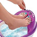 Cra-Z-Art Shimmer 'n Sparkle 6 n 1 Real Massaging Foot Spa, Brown
