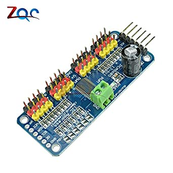 16 Channel 12-bit PWM/Servo Driver-I2C Interface PCA9685