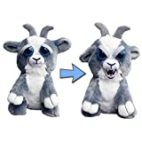 William Mark Feisty Pets Junkyard Jeffrey Adorable Plush Stuffed Goat That Turns Feisty with a Squeeze