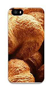 iPhone 5 5S Case Breakfast refreshments 3D Custom iPhone 5 5S Case Cover