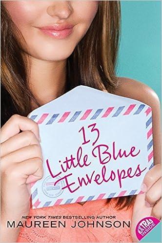 Resultado de imagen para 13 Little Blue Envelopes
