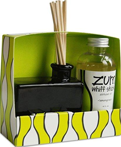 Sticks Whiff (Indigo Wild Zum Whiff Stick Diffuser & Reeds - Lemongrass)