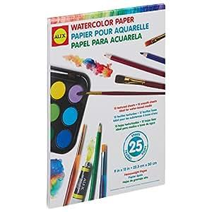 ALEX Toys Artist Studio Watercolor Paper Pad